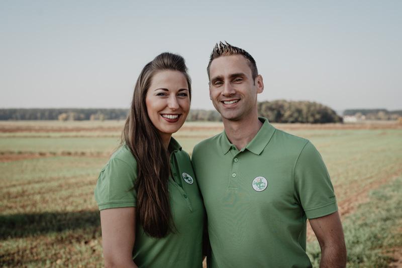 Christian und Andrea Peipp