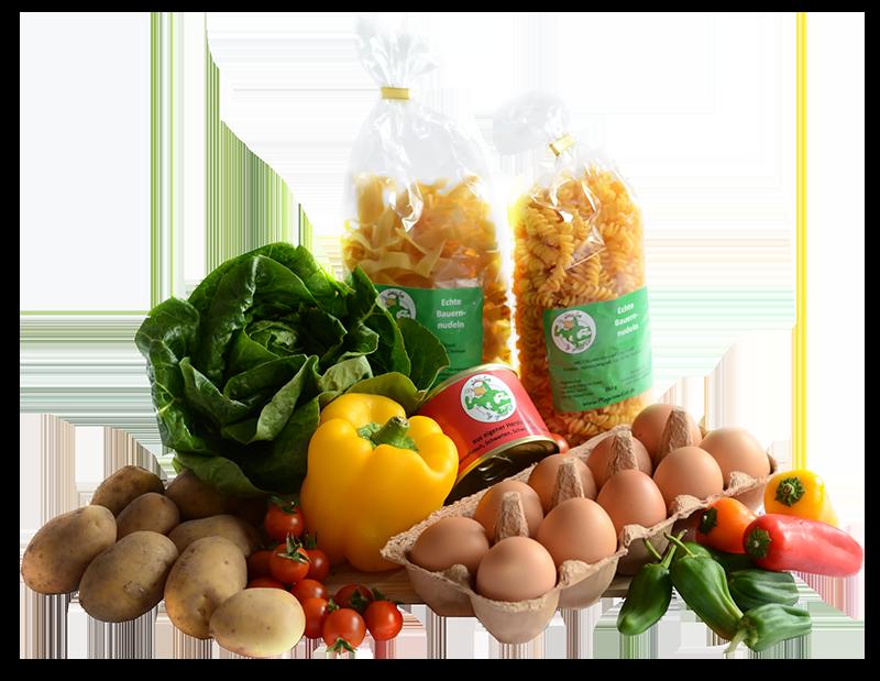 MyGreenKuh - Gemüse