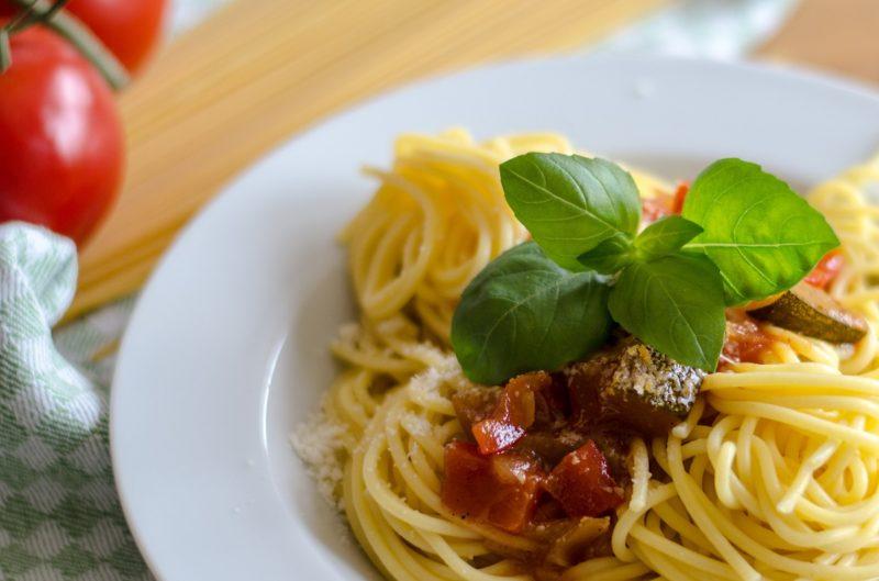 Lá MygreenKuh Spaghetti